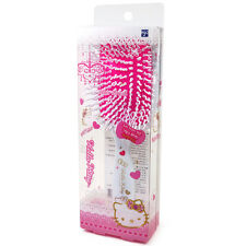 Hello Kitty Square Cushion Women Hair Brush Styling Curling Plastic Comb HK077