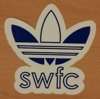 Sheffield Wednesday FC Adidas Originals Sticker Pack (5 designs in pack)