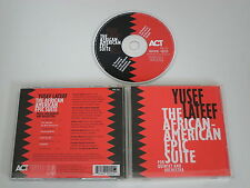 YUSEF LATEEF/THE AFRICAN AMERICAN EPIC SUITE (WDR ACT 892 142) CD ALBUM