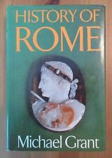 scholar book History Rome 537 Pages Michael Grant