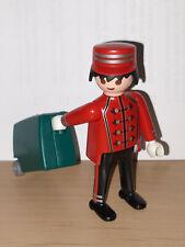 Playmobil série 16 personnage groom pour maison hôtel summer fun city life