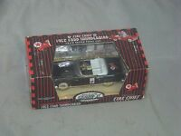 GEARBOX 1956 FORD THUNDERBIRD DIE CAST MODEL VINTAGE LIMITED EDITION TEXACO GAS
