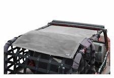 Steinjager Full Length TeddyTop Solar Screen-Gray, Wrangler TJ; J0045989