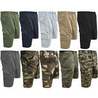 NEW MENS GAP CARGO COMBAT 3/4 SHORTS CASUAL SUMMER COTTON CHINO SMART HALF PANTS