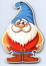 Scandinavian Norwegian Swedish Santa Elf Gnome Tomte Christmas Ornament EL136