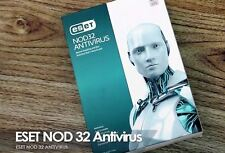 Eset NOD32 Antivirus - Version 10 on 2018 (3 Years for 1 PC) for Windows