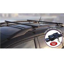 HEAVY DUTY CAR ROOF BARS RACK RAILS LOCKABLE - ROVER 75 ESTATE (00-05)
