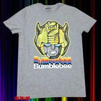 New Transformers Bumblebee Vintage Classic Mens T-Shirt