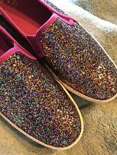 Keds For Kate Spade New York - Decker Too Multi Glitter - Size 7.5 - S287704
