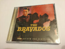 THE BRAVADOS (Newman, Friedhofer) OOP 1958 FSM Score OST Soundtrack CD SEALED