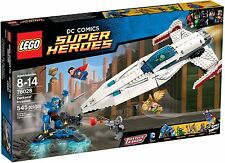 LEGO 76028 DC Comics Super Heroes Darkseid Invasion - Brand New Sealed