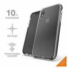 OEM Gear4 Piccadilly Clear/Black Case For iPhone XR 6.1""