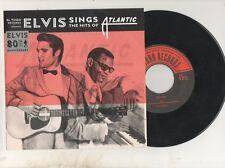 """elvis sings the hits of  new 7"""""""