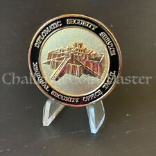 Diplomatic Security Service Regional Security Office TALLIL IRAQ Challenge Coin