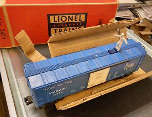 Lionel VINTAGE Post-War O-gauge No. 3424 Operating Brakeman Car w/ original box
