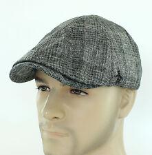 New Original Penguin Munsingwear Textured Driving Duckbill Hat Cabbie Gatsby Cap