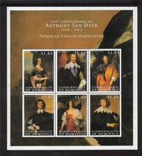 DOMINICA MNH 2000 400TH ANV OF VAN DYCK (PAINTER) MINISHEET