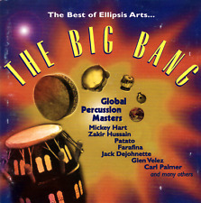 The Best of Ellipsis Arts: The Big Bang by Various Artists (CD, 1997)