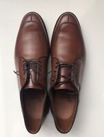 New Allen Edmonds Delray Dress Shoes Dark Brown Made in USA Size US11