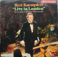 Bert Kaempfert – Bert Kaempfert Live In London - Vinile
