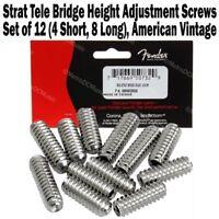 FENDER saddle adjust hex vis bridge STRAT 0994928000 guitare stratocaster