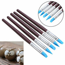Modelling Fimo Crafts DIY Clay Shaper Silicone Pen Sculpting Pottery Tool