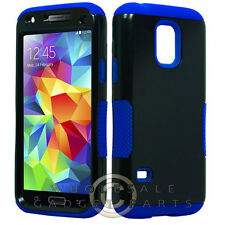 Samsung Galaxy S5 Mini Infuse Prime Case Blue Case Cover Shell Protector Guard