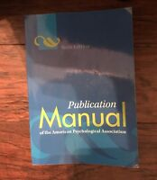 Publication Manual of the American Psychological Association. 6th edition.