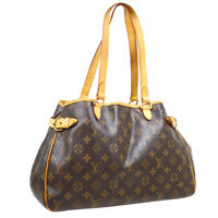 LOUIS VUITTON BATIGNOLLES HORIZONTAL SHOULDER BAG PURSE M51154 DU4089 30831