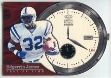 1999 Crown Royale Test of Time 7 Edgerrin James Rookie