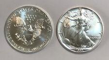 1990 1 oz Silver American Eagle (Brilliant Uncirculated)