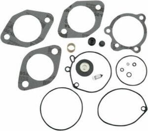 Drag 1003-0291 Carburetor Rebuild Kit for Keihin Butterfly Carbs Harley