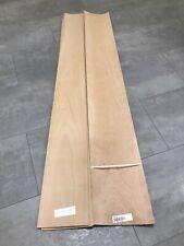 8  Blätter StARKFURNIER   Buche.   Furnier  2,5 mm
