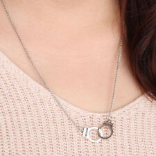 Dainty And Delicate Silver Handcuffs  Necklace & Bracelet  Jewellery