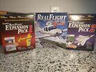 Real Flight R/C Simulator G5.5 with InterLink Elite controller & expansion Packs