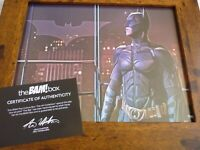 Bam box hand signed original print 10x8 certificate authenticity FAN ART BATMAN