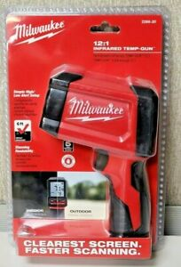 Milwaukee 2268-20 12:1 Infared Temp Temperature Gun