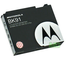 New Genuine Motorola Bk91 Extra Capacity Extended Battery for Slvr L7c