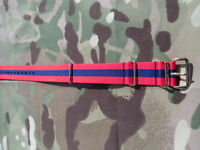 AGC G1098 watch strap, Nickel fittings, Army, Adjutant General Corps