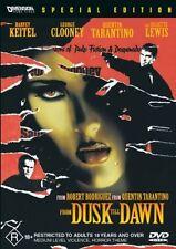 From Dusk Till Dawn DVD Quentin Tarantino, George Clooney