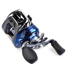 Ratio 6.3:1 Right Hand Baitcasting Fishing Reel Bait Casting Baitcast 11 BB