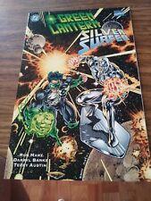 "Green Lantern Silver Surfer ""Unholy Alliances"" (1995) Newsstand Issue"