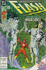 FLASH #43 OCT 1990 DC COMIC BOOK