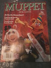 Muppet magazine Winter 1989