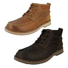 Clarks Lace Up Textile Shoes for Men