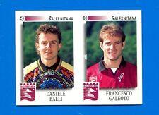 CALCIATORI PANINI 1997-98 Figurina-Sticker n. 556 -BALLI-GALEOTO SALERNITANA-New