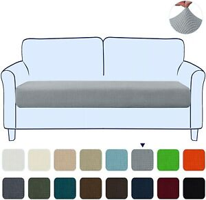 Subrtex Sofa Seat Cushion Cover Couch Slipcovers Protector Fabric Replacement
