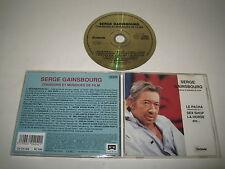 LE PACHA LA HORSE/SOUNDTRACK/SERGE GAINSBOURG(HORTENSIA/CD CH 404)CD ALBUM