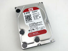 Western Digital Red WD30EFRX 3TB NAS Hard Drive Disk 5400 RPM 3.5 Inch