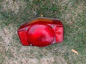 1977 77 Honda CB550 Four K 550 4 Taillight Tail Light